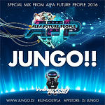 DJ JunGo - Alfa Future People Festival 2016 – AFP - Night - TracTrix Audio